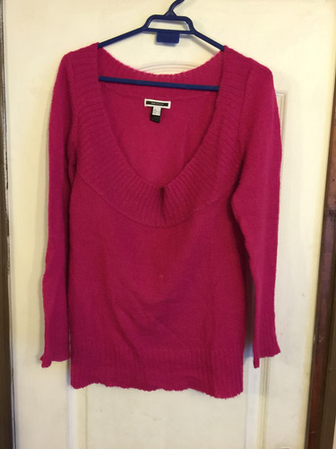 chaleco sweater de mujer marca mango mng talla l