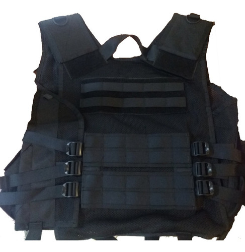 chaleco tactico centurio cross draw vest original sk7 by 707
