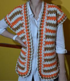 e29c190b8 Hilos Para Tejer Al Crochet - Saquitos, Sweaters y Chalecos en ...