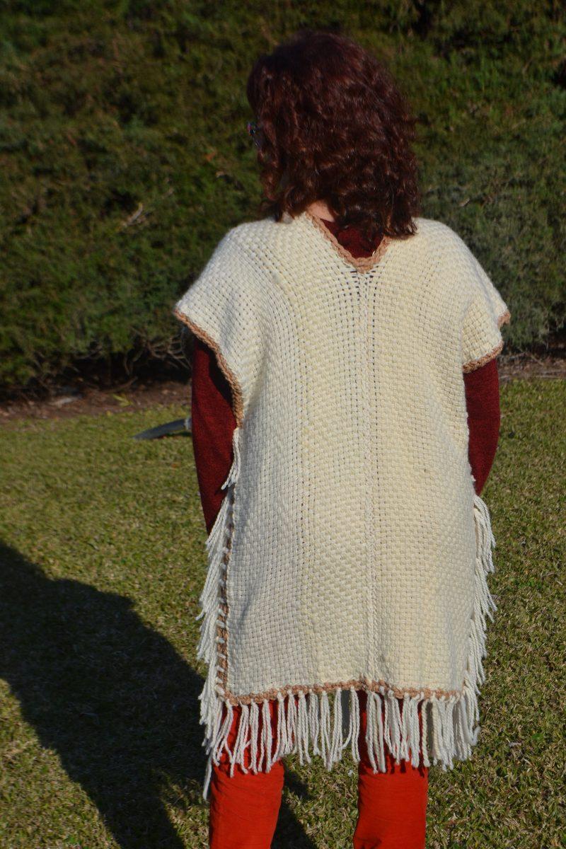 chaleco telar chaleco crochet lana tejidos artesanales. Cargando zoom. c44f6ffd3f39