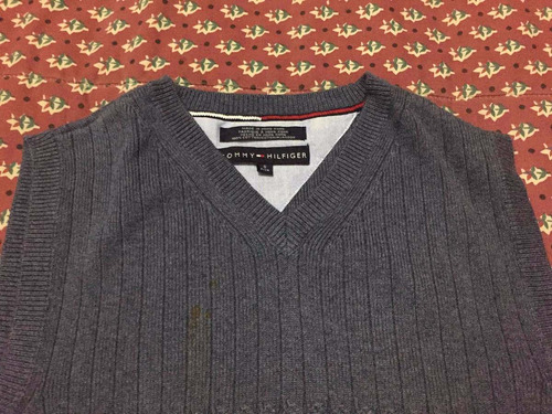 chaleco tommy hilfiger ropa americana 100% original