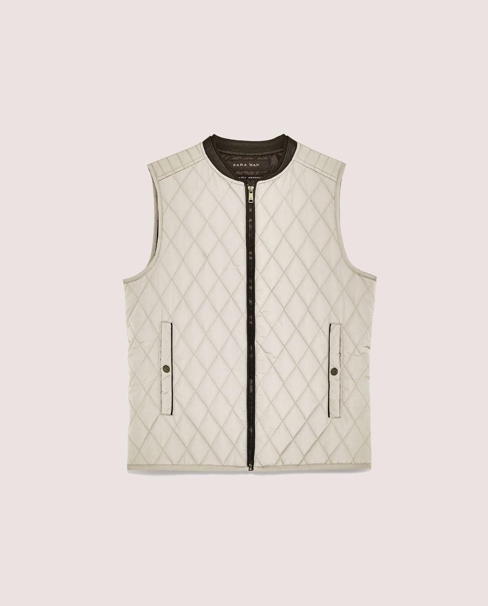 Chaleco Zara Para Hombre -   849.00 en Mercado Libre b964dd9ffcc5