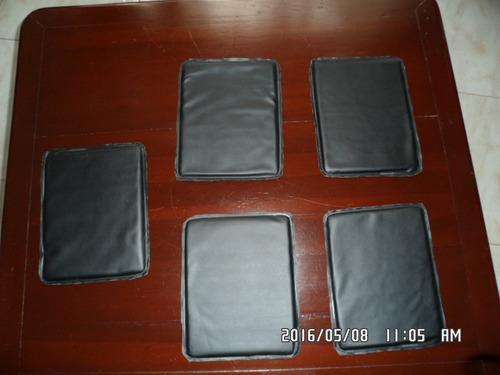 chalecos antibalas (placas antitrauma) a $80.000 fabricantes