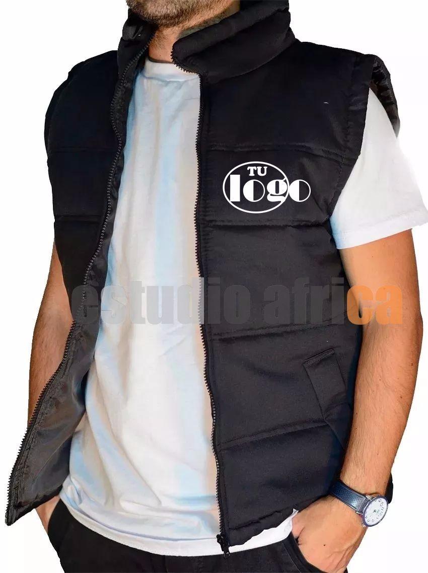 Chalecos Estampados O Bordados Con Tu Logo Personalizado 1° -   799 ... ad2207a6a94