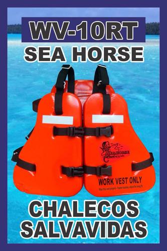 chalecos salvavidas sea horse