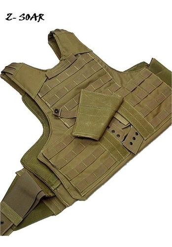 chalecos tacticos chaleco tactico militar airsoft ciras cyt