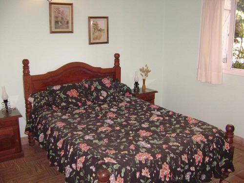 chalet 2 dormitorios + playroom