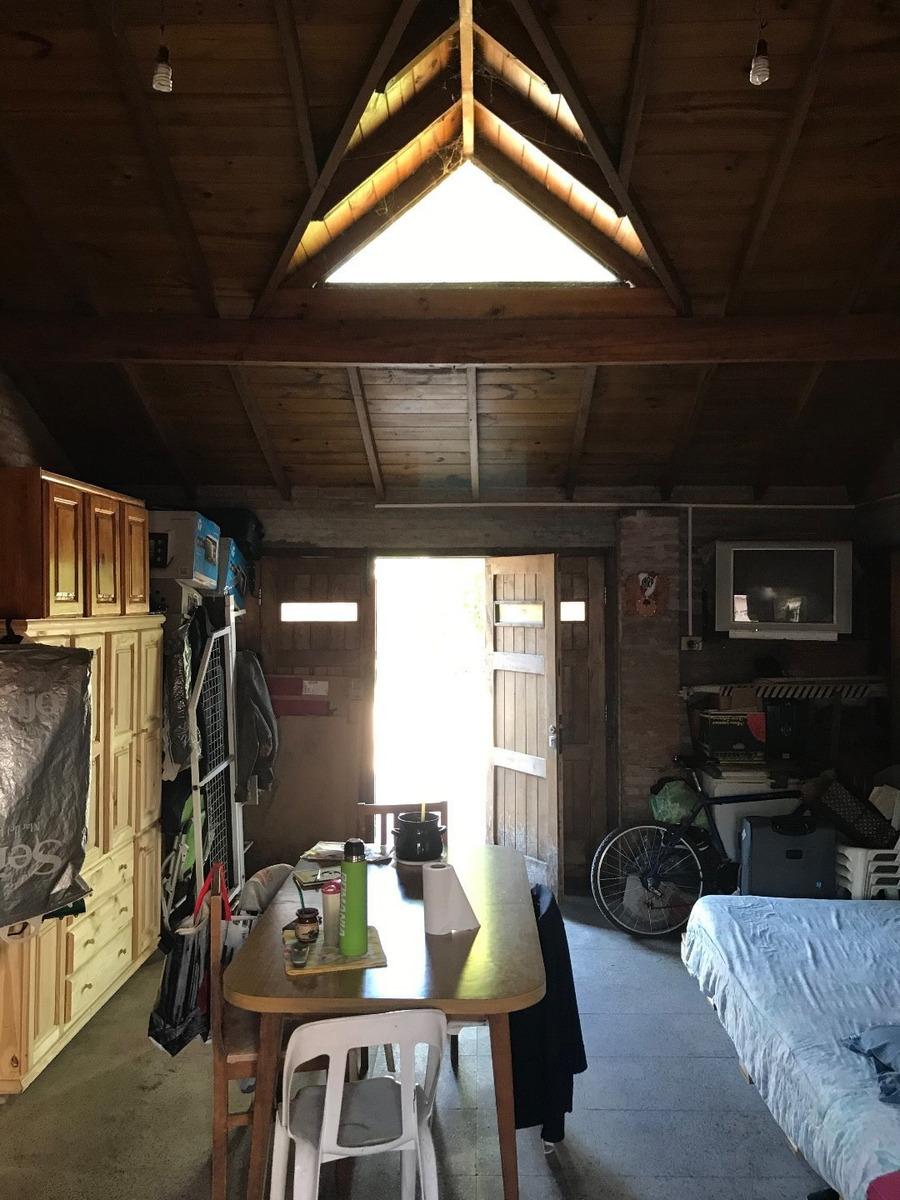 chalet 3 ambientes + quincho/garage, oportunidad.