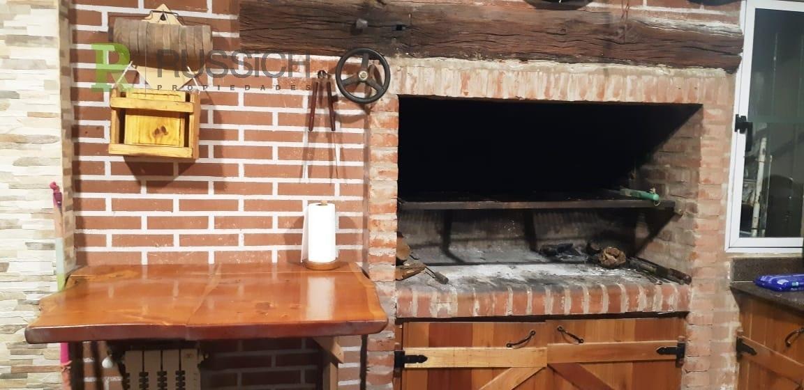 chalet 3 ambientes  venta santa monica - reciclado - permuta