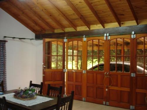 chalet 3 dormitorios a tres cuadras del mar