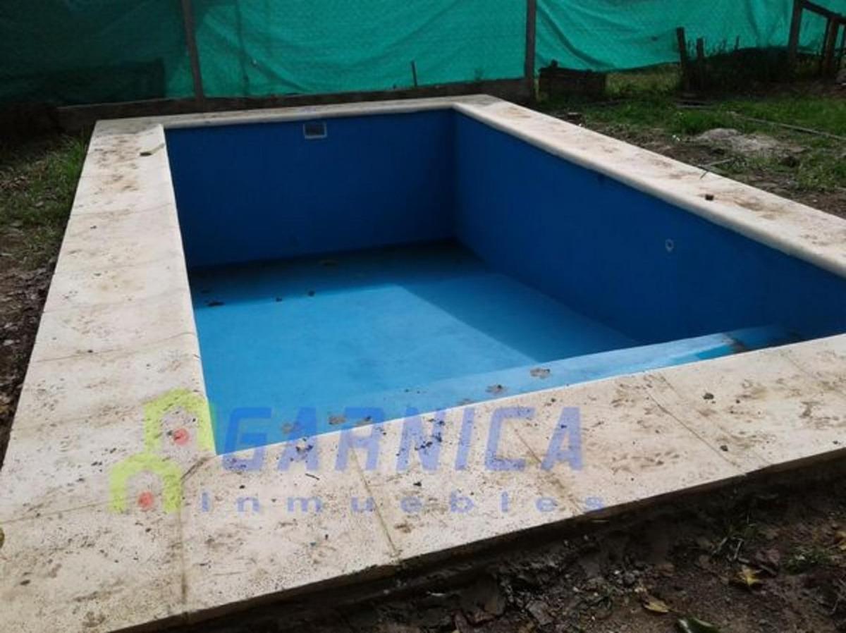 chalet 3 dormitorios y piscina