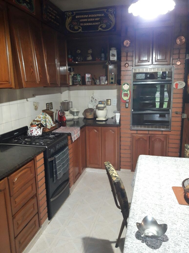 chalet 4 ambientes.