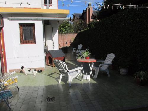 chalet 4 ambientes en barrio san rafael
