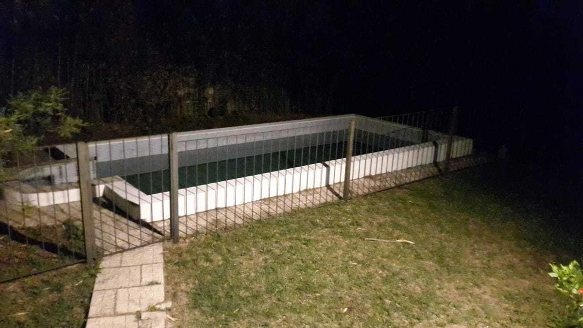 chalet 4 dormi bº mirador del lago con gran parque y piscina