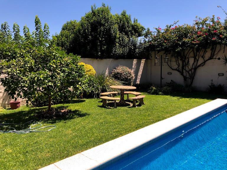 chalet | 6 amb | 3 coch | fdo | qcho | piscina climatizada |