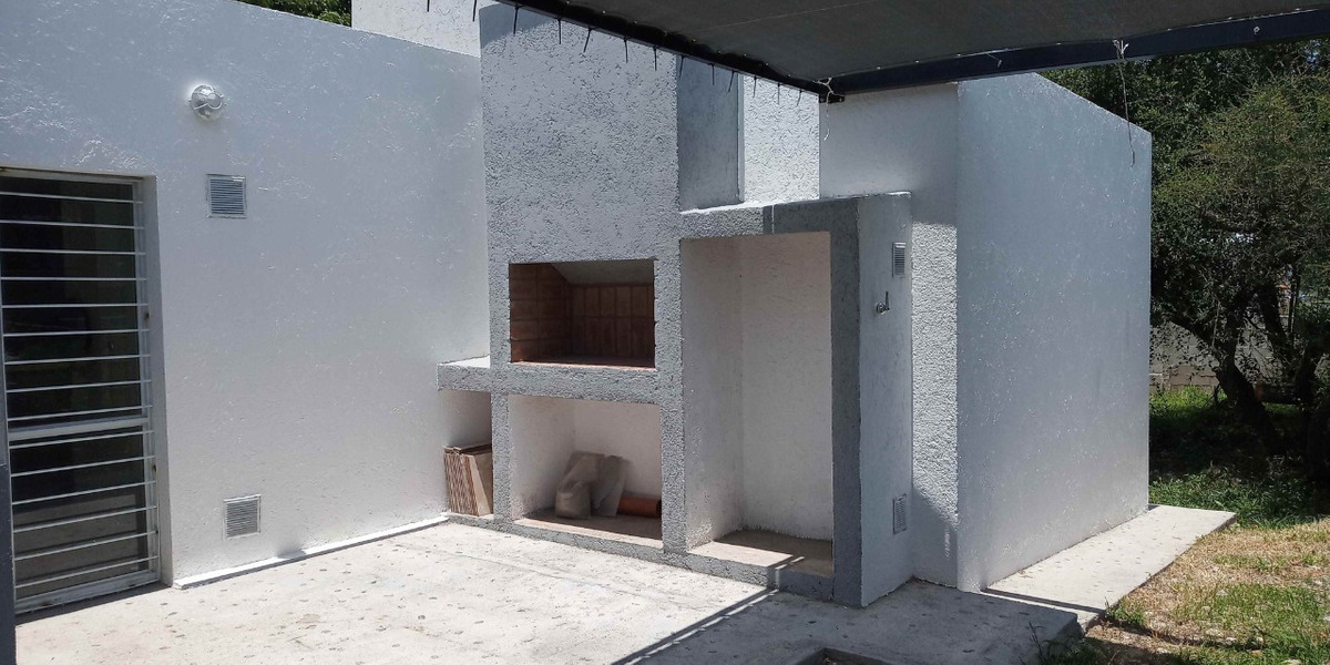 chalet  a estrenar 2 dorm, patio, coch - va. san nicolás