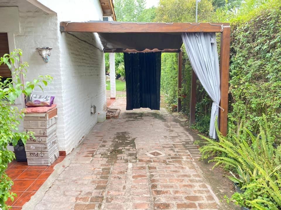 chalet barrio el rocío pilar tres ambientes