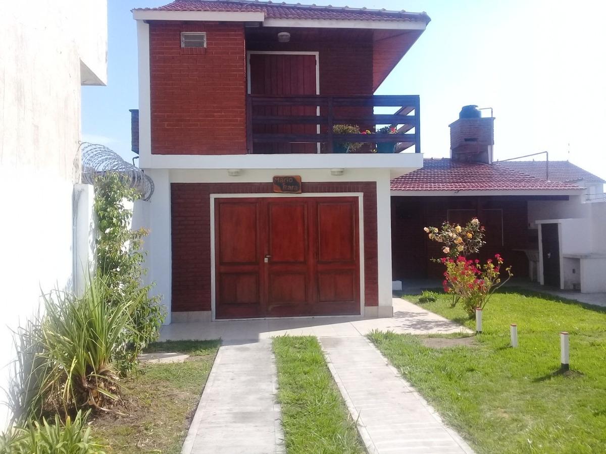 chalet - bilbao 312 - entre valparaiso y pinamar -