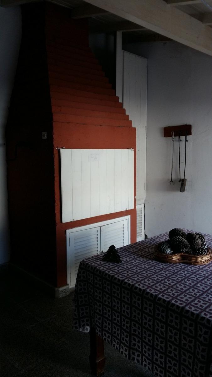 chalet céntrico tres dormitorios