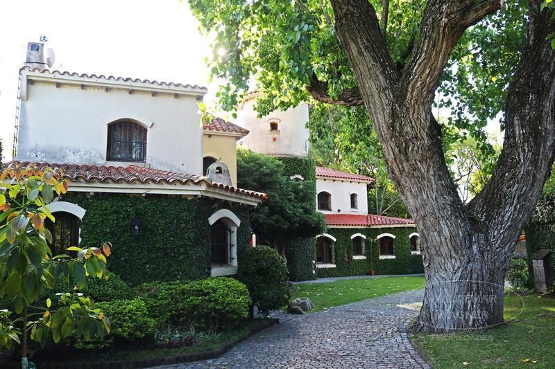 chalet   colonial   jardin  - punta chica