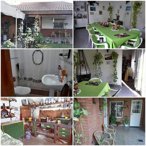 chalet con jardin muy buena ubicacion!!!!!!!!!!!!!!!!!
