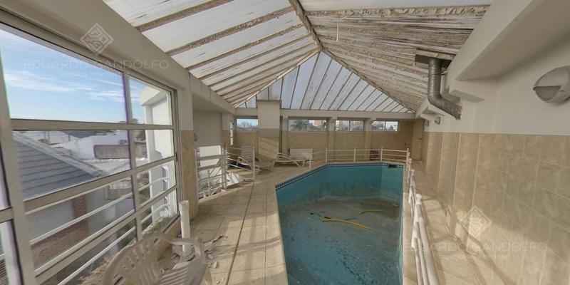 chalet con piscina en remedios de escalada - pedí el tour 360°