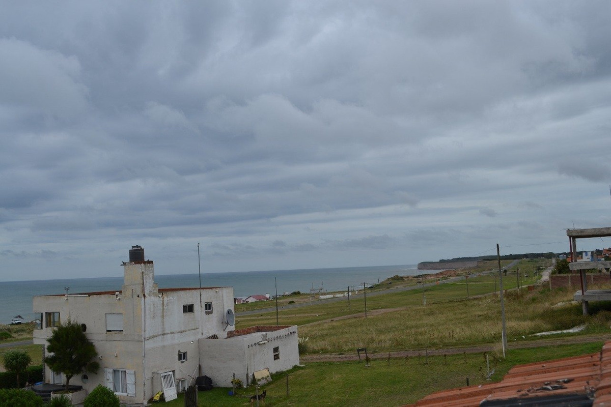 chalet de 6 amb con parque y vista al mar