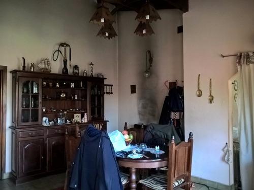 chalet en venta de 4 ambientes longchamps ministro rivadavia