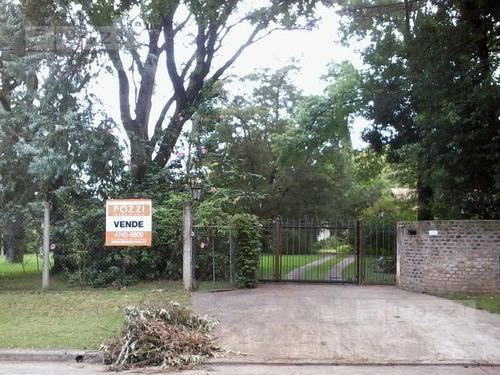 chalet en venta en bº lopez camelo-general pacheco- tigre - pozzi inmobiliaria