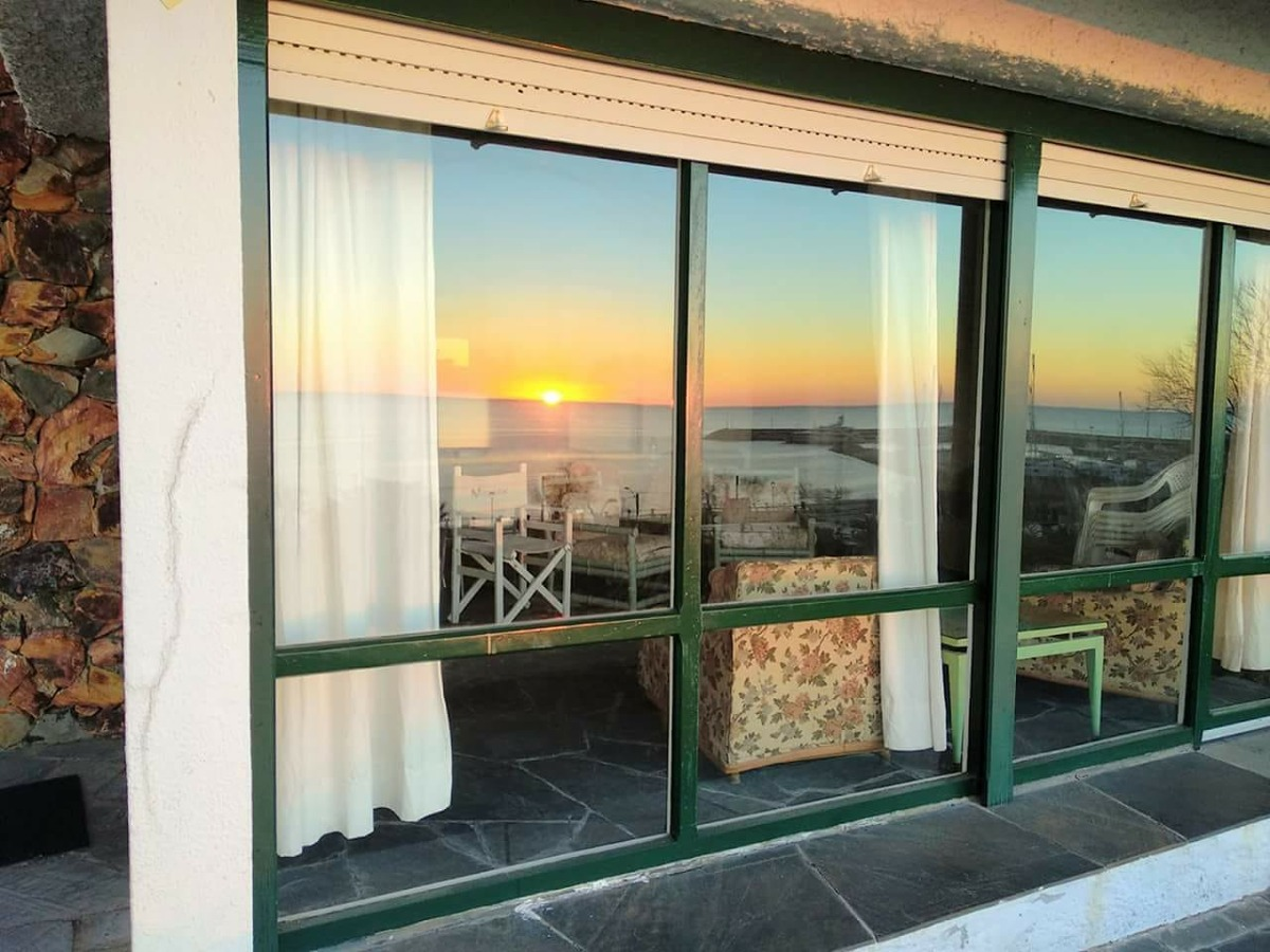 chalet espectacular frente al mar ,temporada 2020