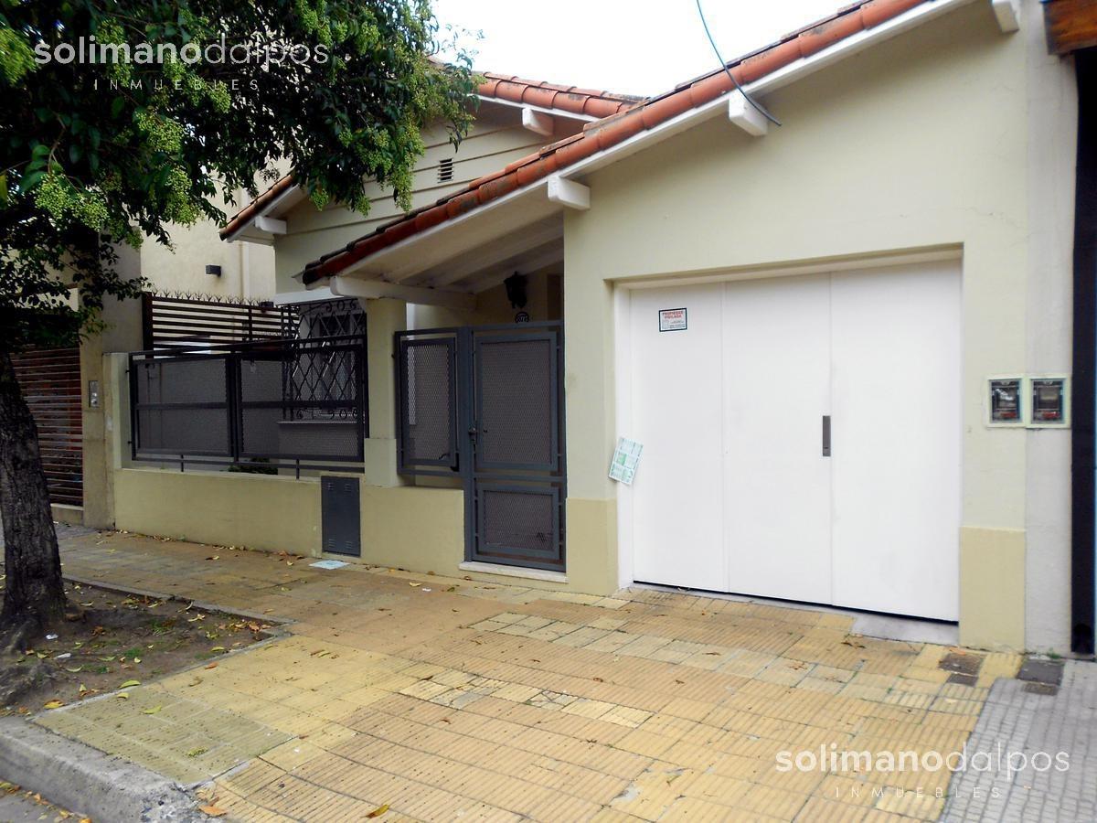 chalet florida mitre:  3 amb con garage y jardin