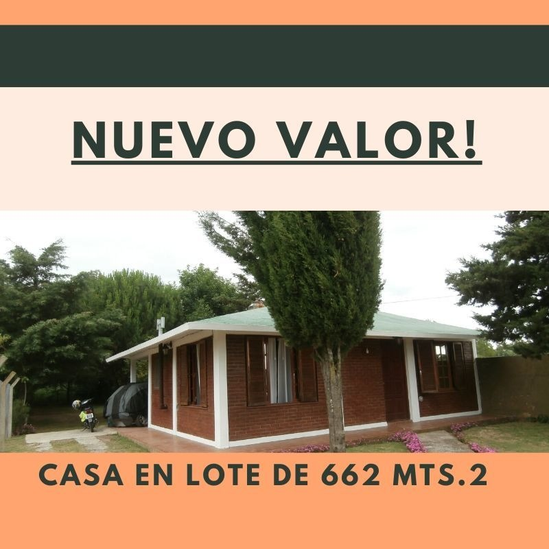 chalet ideal vivienda permanente - 53 n° 978