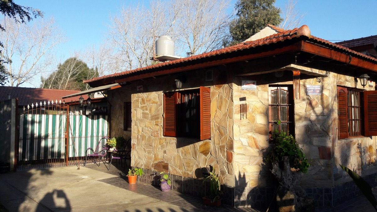 chalet + quincho - 7 n° 7238 uf.1