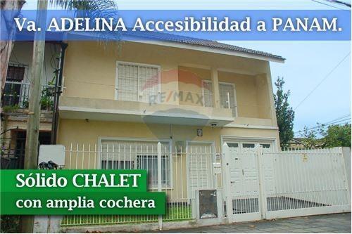 chalet villa adelina clásico c/potencial retasado!