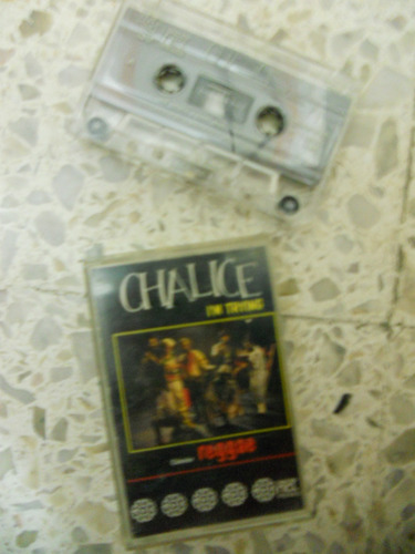 chalice i'm trying cassette