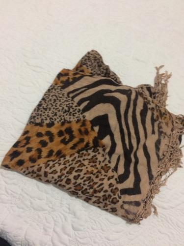 chalinas/pañuelos varios colores hermosos grandes!!!