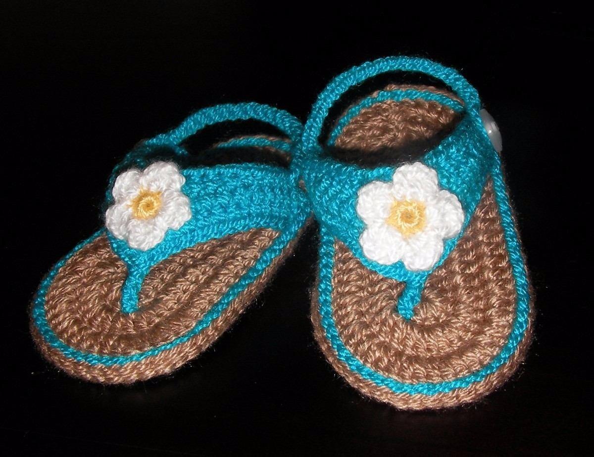 Chalitas para beb a crochet 4800 en mercado libre chalitas para beb cargando zoom thecheapjerseys Choice Image