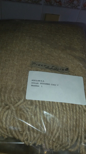 chall pura lana nuevos agolan