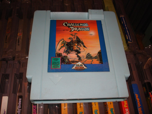 challenge of the dragon nes