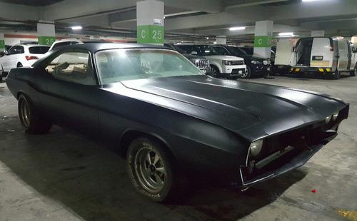 challenger 1971 para restaurar