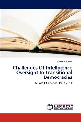 challenges of intelligence oversight in transit envío gratis