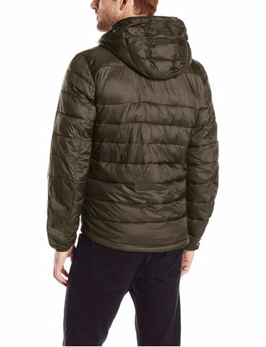 chamarra abrigo levis nylon hooded invierno envio gratis!