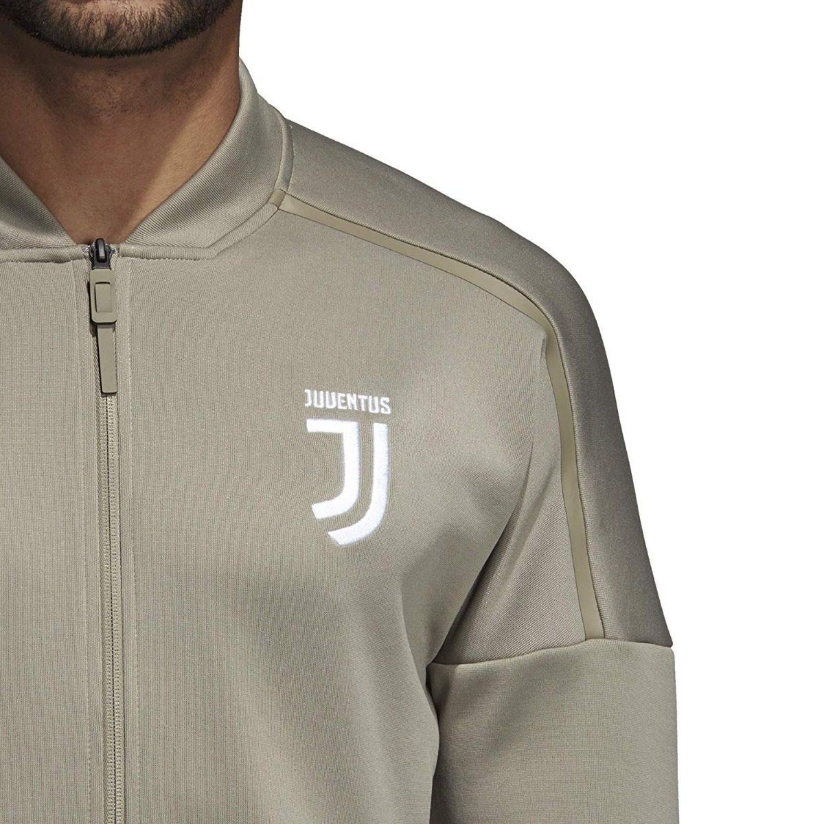 32e1983237 2018 2019 juventus adidas zone anthem jacket clay