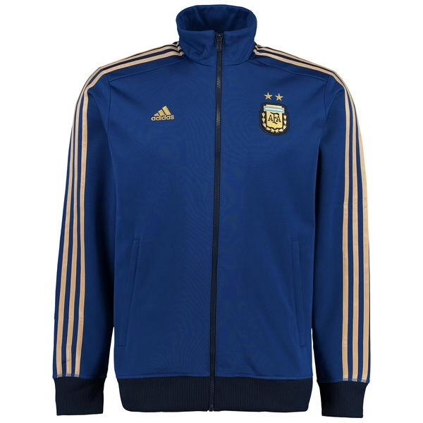 Chamarra adidas Argentina Selección Messi Agüero Maradona -   639.00 ... 975a74a043d35