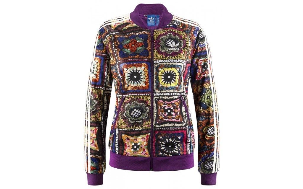 db71feb26fceb chamarra adidas farm originals crochita + envio gratis dhl. Cargando zoom.
