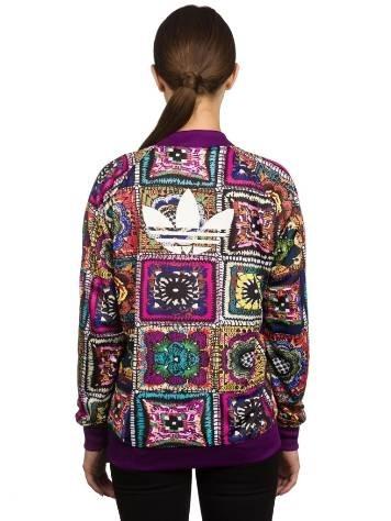 3c7619e80e98b Chamarra adidas Farm Originals Crochita + Envio Gratis Dhl ...