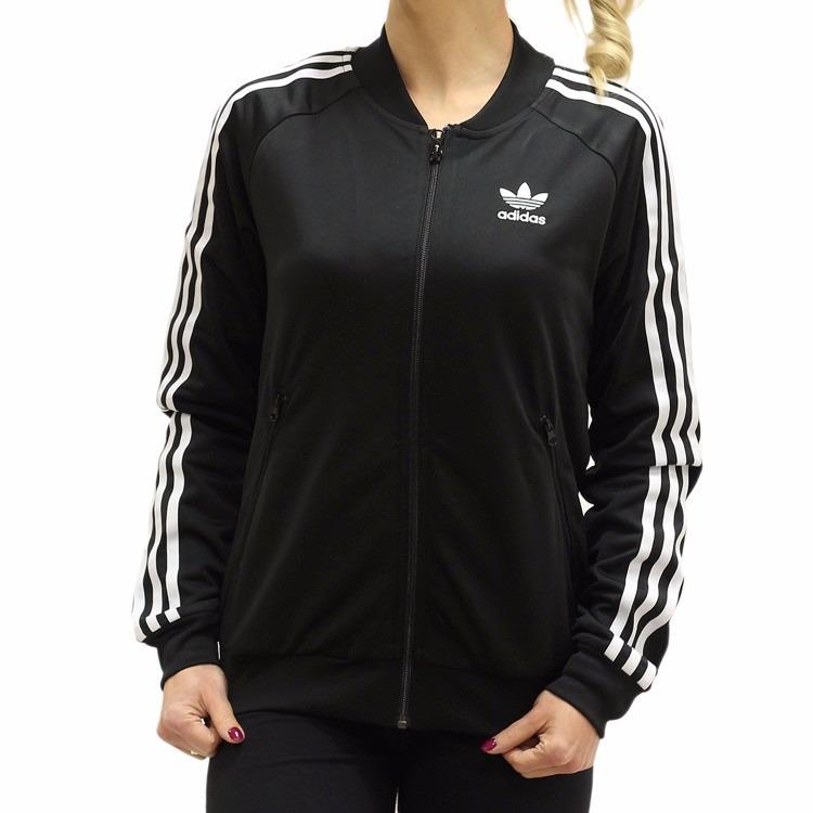 49a1743202080 Chamarra adidas Super Star Track Jacket Mujer Bk5931 -   1