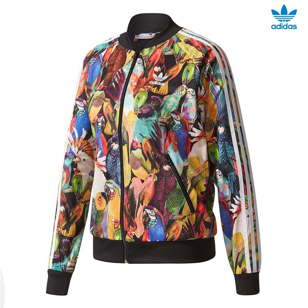 Chamarra adidas Originals Dama Br5155 Dancing Originals