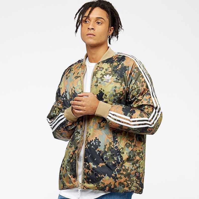 info pour 26ed9 064ca Chamarra adidas Originals Pharrell Williams Cy7867 Reversibl