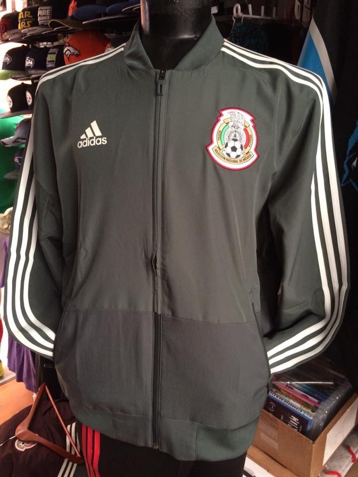 chamarra adidas selección mexicana 2018. Cargando zoom. a089d7a13956d